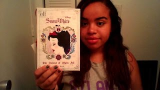 Elf Snow white palette review and swatches Thumbnail