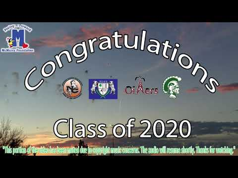 2020 Natrona County High School Graduation Ceremony