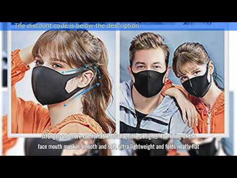 Face Mask Washable and Reusable., From YouTubeVideos