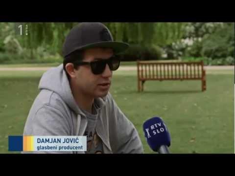 Young Slovenians in London (Nina Kojima RTVSLO)