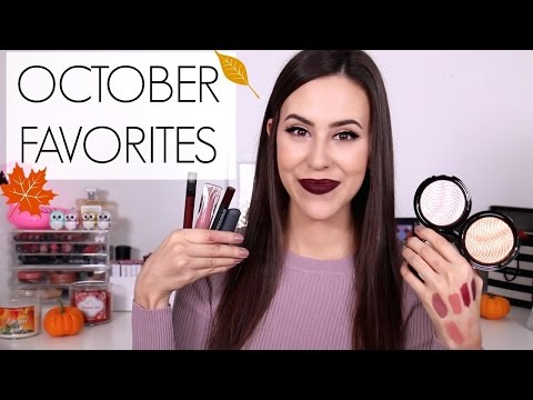 October Favorites 2016 | Beauty with Emily...