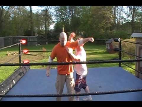 Crucifix - How to do the Crucifix - Pro Wrestling Move