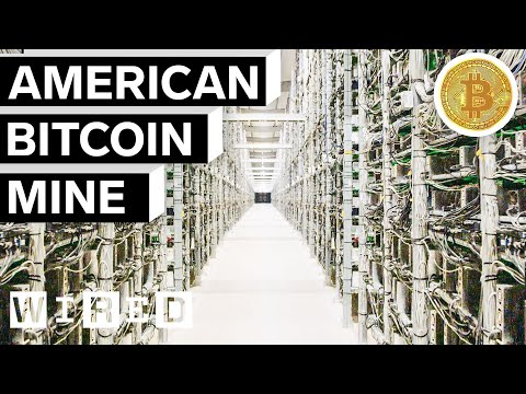 Inside the Largest Bitcoin Mine in The U.S. | WIRED