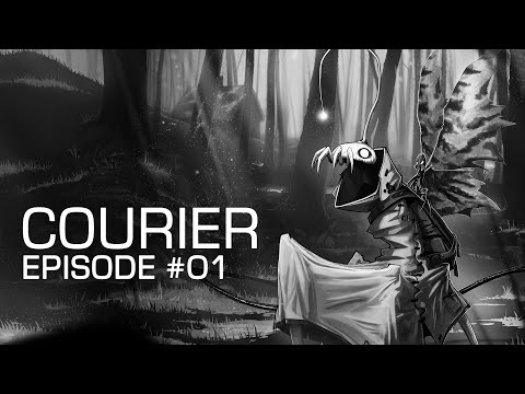 Courier – Episode 01 [Cartoon, Animation] (Pilot)