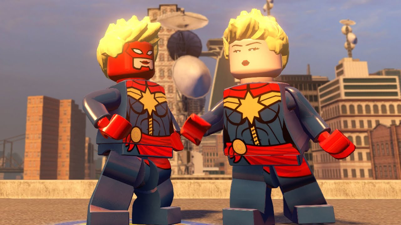 Lego marvels avengers captain marvel free roam gameplay pc hd lego marvels avengers captain marvel free roam gameplay pc hd 1080p60fps youtube voltagebd Image collections