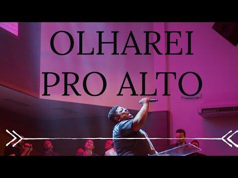 Olharei Pro Alto - Midian Lima ( Cover ) Lukas Agustinho