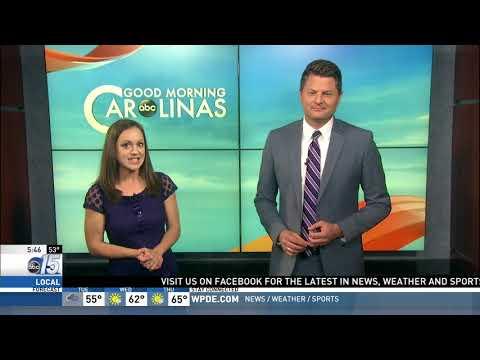 Amanda Live at Monday After the Masters - Good Morning Carolinas - WPDE ABC 15