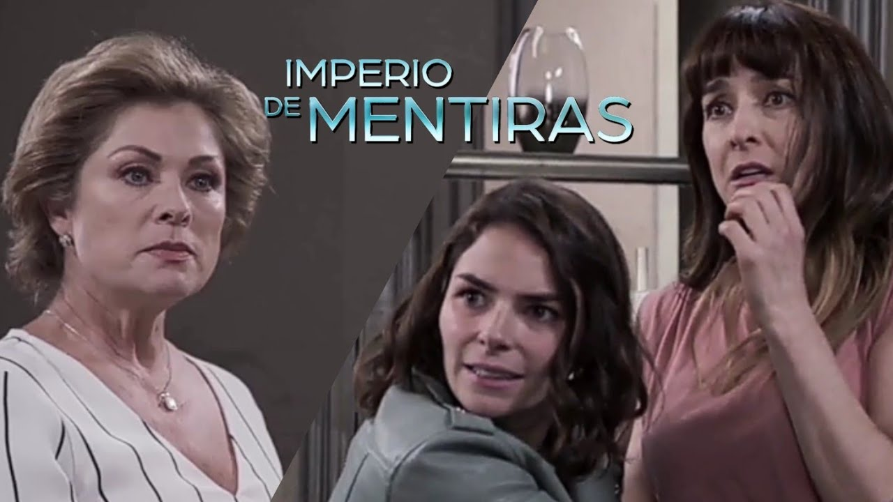 Download Imperio De Mentiras | Victoria cachetea a Renata