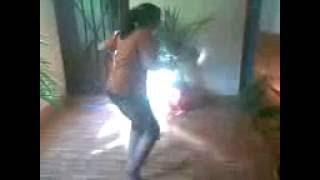 El baile de la mata hormigas