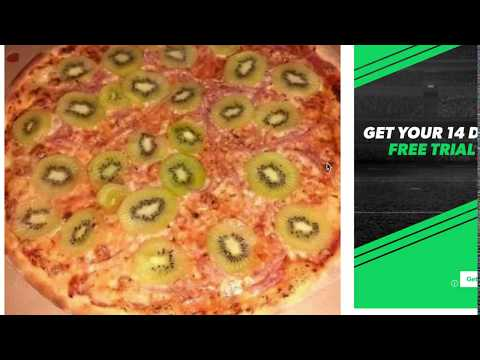 Katie Sommers - People Are Putting Kiwi On Pizza & Twitter Is Outraged