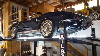 1964 Corvette -  Undercarriage / Frame