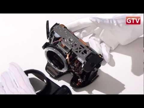 Nikon D5100 - как разобрать