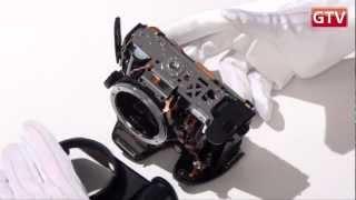 Nikon D5100 - как разобрать зеркальный фотоаппарат и обзор(Ремонт фотоаппаратов Nikon. http://foto.goldphone.ru/camera/nikon/ Технический обзор зеркалки Nikon D5100: как разобрать цифровой..., 2012-04-11T02:27:54.000Z)