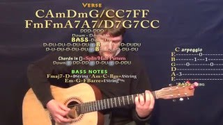 I Want You I Need You I Love You (Elvis) Guitar Lesson Chord Chart