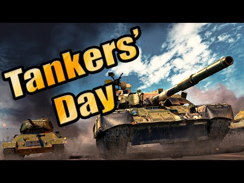 Tankers Day 2020 - War Thunder