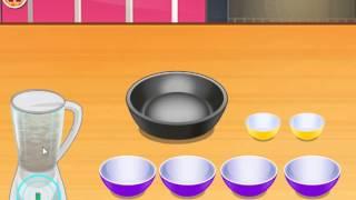 Sara's Cooking Class Banana Split Pie (Кухня Сары: Банановый пирог) - прохождение игры