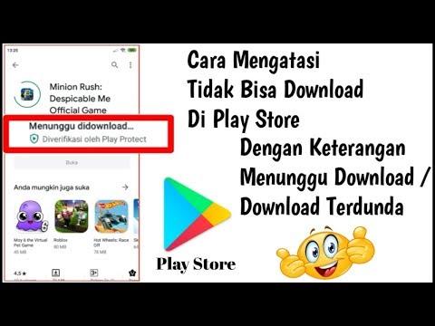 Cara Mengatasi Tidak Bisa Download Di Play Store Atau Download Di Play Store Tidak Berjalan