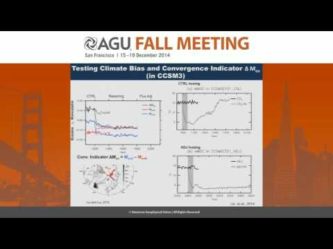 AMOC Evolution in the Last Deglaciation: Forcing Mechanism, Thermohaline Instability and...