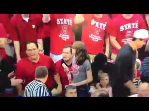 Karl Hess Ejects Tom Gugliotta and Chris Corchaiani