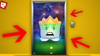 SCARY ELEVATOR | Roblox
