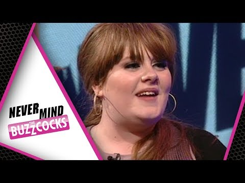 Adele, Mark Ronson & Tim Michin Intros Round | Never Mind Buzzcocks Series 22 Episode 1