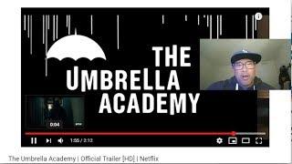 The Umbrella Academy Review/Celebrity News