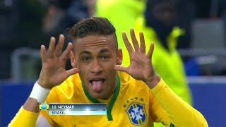 Neymar vs France (26/03/2015)