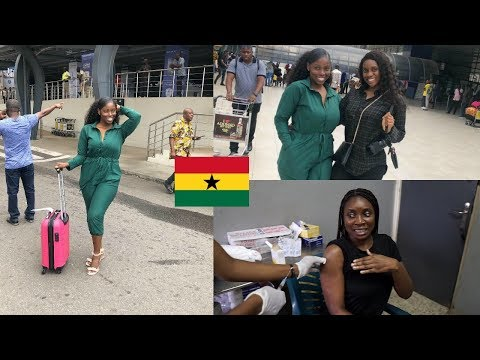 NIGERIANS VISIT ACCRA GHANA FOR THE FIRST TIME/THINGS TO DO BEFORE GOING TO GHANA