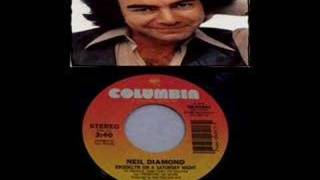 Watch Neil Diamond Brooklyn On A Saturday Night video