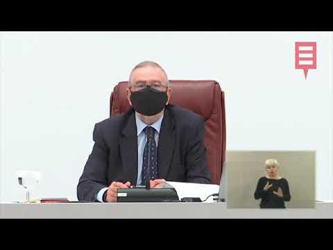 Fracasa la moción de censura del PSOE y Cs en la Región de Murcia