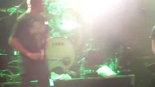 Burst - Mercy Liberation - live at Sticky Fingers december 18th 2009- HD