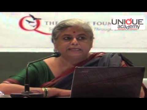 Role of Urban in Regional Politics in India - Aditi Phadnis (Political Editor)