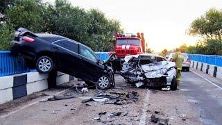 видео Хроника дорожно-транспортных происшествий