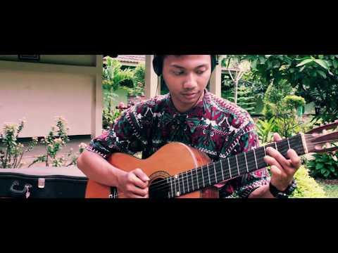 Padang bulan fingerstyle version