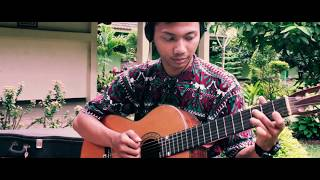 Gambar cover Lagu Daerah - Padang bulan cover fingerstyle version