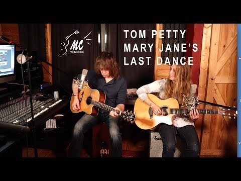 Mary Jane's Last Dance (Tom Petty acoustic cover)