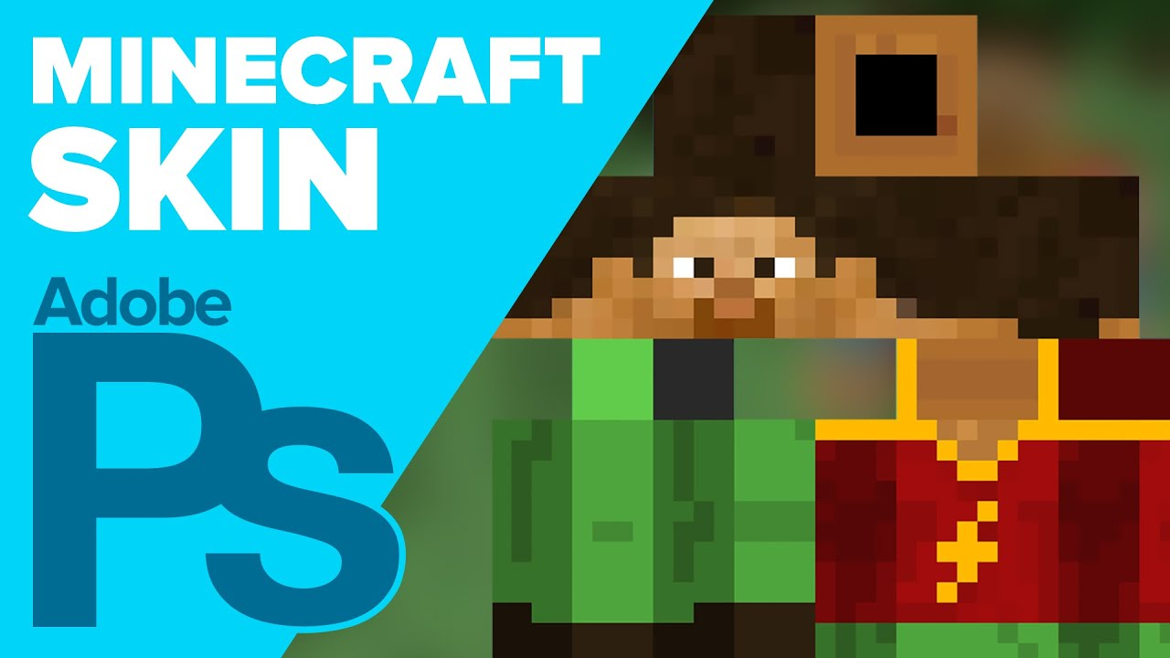 How to Create a Minecraft Skin in Photoshop
