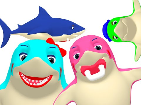 """Shark Week"" 3D Sharks & More 