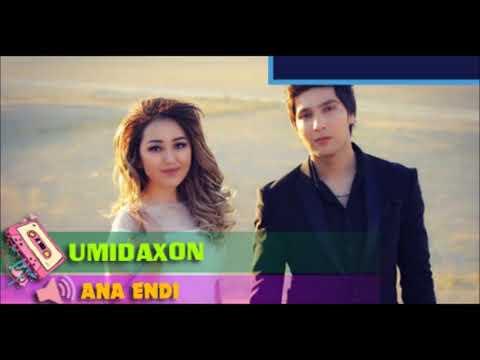Umidaxon - Ana Endi 2018 (music version)