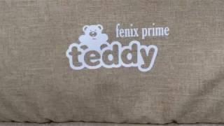 Teddy Bart-Plast Fenix Prime - бюджетная коляска для двойни