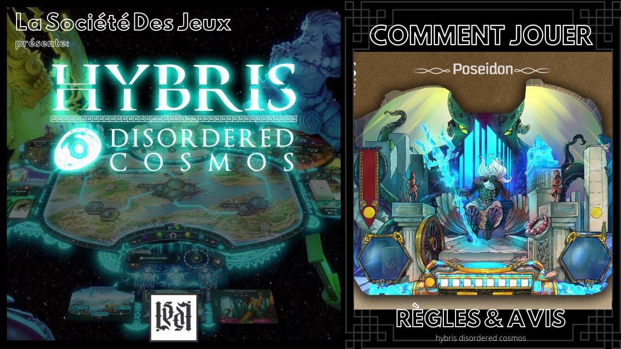 HYBRIS: DISORDERED COSMOS / Règles & Avis du jeu