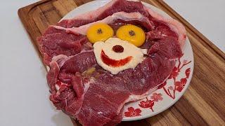 Delicioso Bife De Carne Bovina