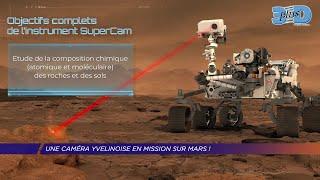 Yvelines | Une caméra yvelinoise en mission sur Mars !