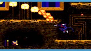[Sega Genesis] - X-Men 2: Clone Wars - Level 18 - Phalanx Ship 1 (Nightcrawler)
