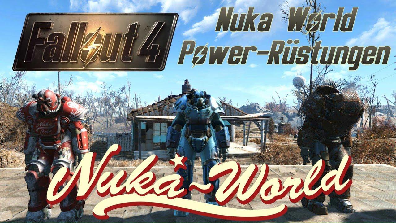 Fallout 4 Rüstungen