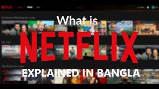 NETFLIX EXPLAINED IN BENGALI