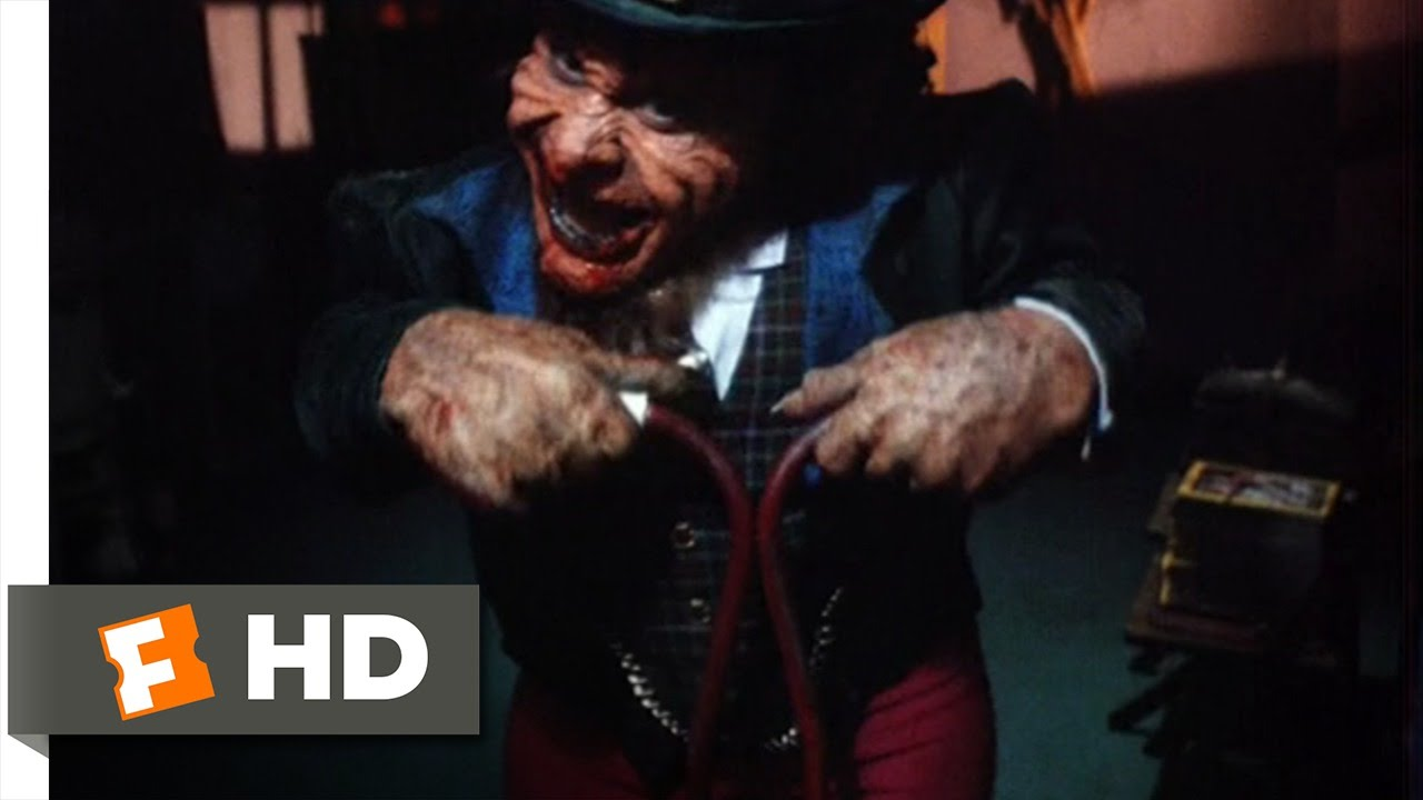 Download Leprechaun (5/11) Movie CLIP - Pogo on His Lung (1993) HD