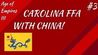 Carolina FFA with China! #3 AoE
