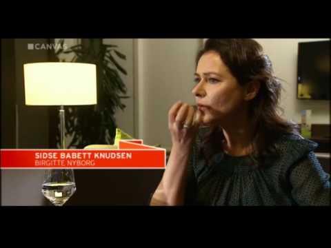 Ward Verrijcken  wSidse Babett Knudsen. 01032013