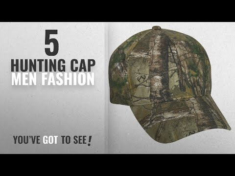 Top 10 Hunting Cap [Men Fashion Winter 2018 ]: Outdoor Cap Hunting Basics Cap